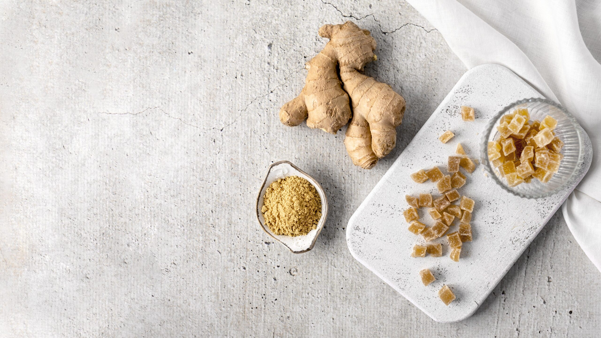top-view-of-ginger-food-concept-scaled